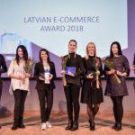 Latvian e-commerce award 2019